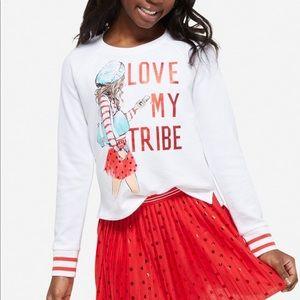 Cute breathable sweatshirt
